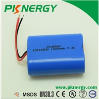 Rechargeable Lithium Ion Battery 18650 Battery for Handheld Pos Machine