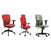 Factory Supply Fabric&Leather Office Chair