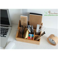 Bamboo Wood Storage Containers