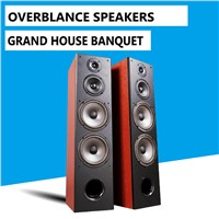 Popular Classical Design Hifi Floor Standing Speakers for Home Theatre System Tower Speakers PA-88