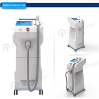 808nm Diode Laser Soft Light Professional Laser Hair Removal Machine