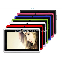 7 Inch Android 5.1 Quad Core Tablet PC with WiFi Capcitive Touch Panel & Camera