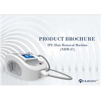 Fast & Efficient Laser Hair Removal Machine IPL SHR Diode Laser