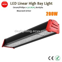 Good Quality 200w LED Linear High Bay Light