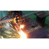 Semi Auto Cutting & Welding Machine