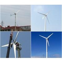 10kw 96V/120V/220V/360V Alternator Wind Power Generator with Charge Controller & Inverter