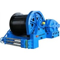 CE Certificated 1 Ton To 65 Ton JM Model Wire Rope Electric Winch