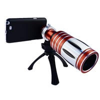 Factory Price 50X Telephotophone Lens for Mobile Phones with Tripod