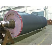 Blind Drill Press Roll for Paper Machine Papers Roll for Printing Press