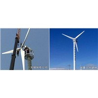Wind Generator Solar Panels 50kw Wind Solar Hybrid Power System