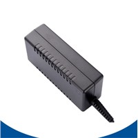 36-60W AC/DC Desktop Power Adapter, Compliant with Energy Level VI/12V/5A