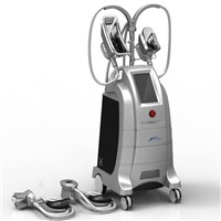 4 Handles Professional Cryotherapy Cryolipolysis Slimming Machine, Cellulite & Fat Freeze Weight Loss Machine
