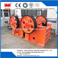 High Effiency Jaw Stone Crusher for Mining Stone