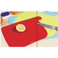 Sepecial Shape PP Cutting Board, Plastic Chopping Board, PP Placemat