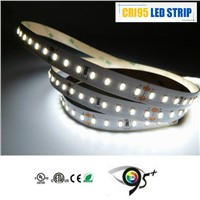 2017 Display Digital Light Aluminium Profile Zigzag LED Strip NW 3014-140leds Per Meter with ETL