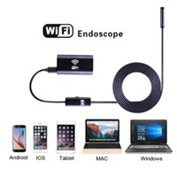 Portable Handheld USB Digital Waterproof Microscope as Endoscope & Borescope with Camera Webcam Function