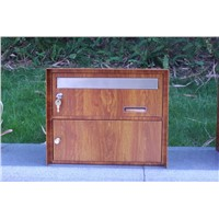JHC-2063W Wooden Storage Boxes/Newest Fashion Design Mailbox
