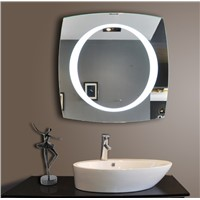CE UL Approved Backlit Bathroom LED Mirror Lighted Wall Mirror