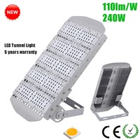 High Power Outdoor IP65 240w LED Tunnel Light