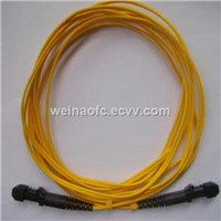 Optical Fiber Patch Cord MTRJ-MTRJ Singlemode