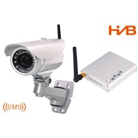 1500m 2.4GHZ Long Range Wireless Camera with CCD Sensor for Outdoor