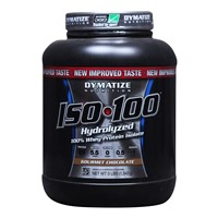 Dymatize ISO-100 - 100% Hydrolyzed Whey Protein Isolate