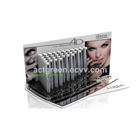 Customized Acrylic Cosmetic Display Stand OEM China Manufacturer