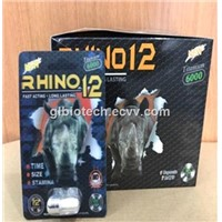 Wholesale Hot-Selling Male Sex Enhancer Rhino 12