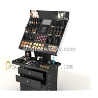 Custom Cosmetic Display Stand / Makeup Cosmetic Display Stand/Cosmetic Product Display Stands
