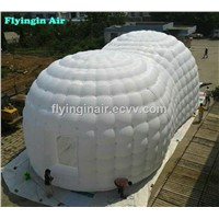 20m Lengh Giant Inflatable Dome Tent for Wedding & Party