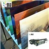 Art Glass UV Printer Equipment Machine for Printing Pattern on Glass