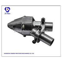 Custom Fabrication Metal Machinery Parts CNC Milling Equipment Component