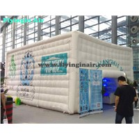 PVC Advertising Inflatable Cube Tent for Exhibition & Advertisement
