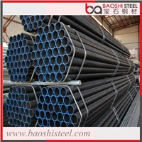 0.6-20mm Thickness Q235 ERW Welded Black Carbon Steel Pipes
