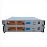 High Voltage Power Supply Rack Mount DL