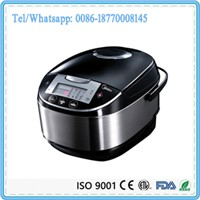 Multi-Functional National Brands Electric Rice Cooker 1.8L