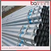 Prime Quality Hot Dipped Galvanized Steel Pipe (Q195-Q235)