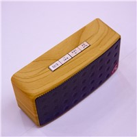 Outdoor Portable Mini Speaker Bluetooth with FM USB TF Card Mobile Phone Computer Speaker Box Promotional Products
