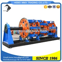 Cable Making Machine. Steel Wire Rope. Steel Wire Armouring Machine.