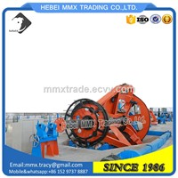 Cable Making Machine. Cable Strander. Laying up Machine.