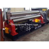 W11-50x3000 Mechanism 3-Roller Plate Rolling Machine