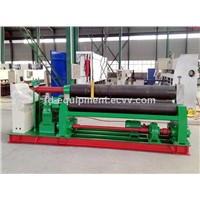W11-6x3000 Series Mechanism 3-Roller Plate Rolling Machine