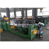 W11-8x3200 Mechanical 3-Roller Symmetrical Plate Rolling Machine
