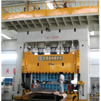 Y27-250T Four Column Hydraulic Press Deep Drawing Hydraulic Press Machine for Stainless Steel Kitchen Sink