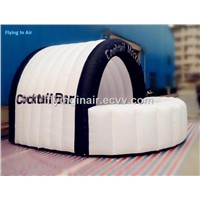 6m Advertising Booth Inflatable Bar Tent for Sale