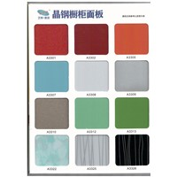 PVC UV Panel High Glossy Color for Walls / Furniture/Cabinet