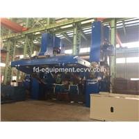 W11S-150X4000 Heavy Duty Upper Roller Universal Rolling Machine