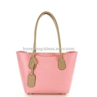 China Manufacturing Handbag Lady Bag Women's Leather Handbags Tote Bag China Wholesale