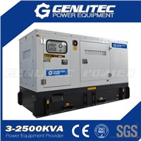 400kw/500kVA Canopy/Silent Cummins Diesel Electric Generator Set