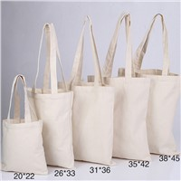 Custom Natural Cotton Canvas Tote Bags Promotional Bag